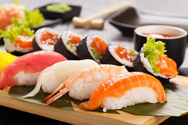 Comida japonesa (Foto: Getty Images)