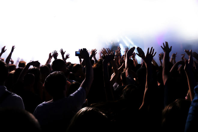 concert manchester