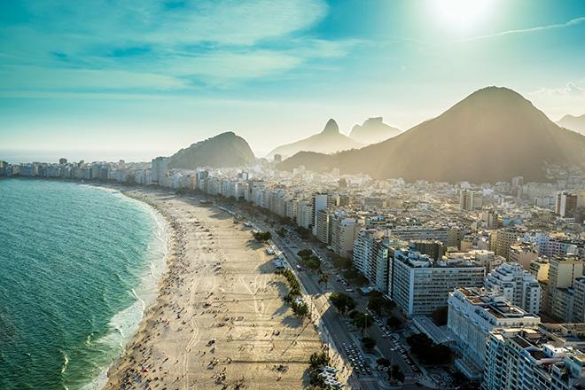 Praia de Copacabana (Foto: Getty Images)