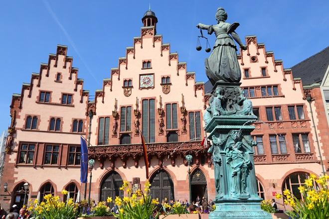 Das Frankfurter Rathaus