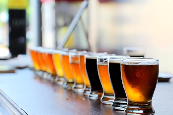 Degustazione birra del volo