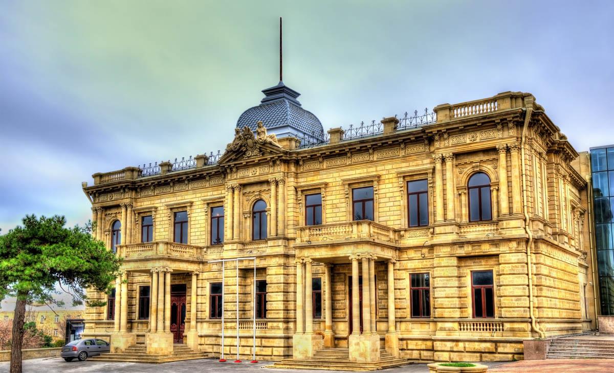 Музей искуссств Азербайджана