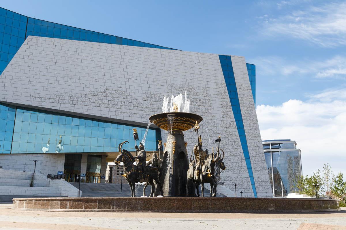 Национальный музей Казахстана