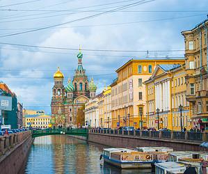Необычные дома Санкт-Петербурга