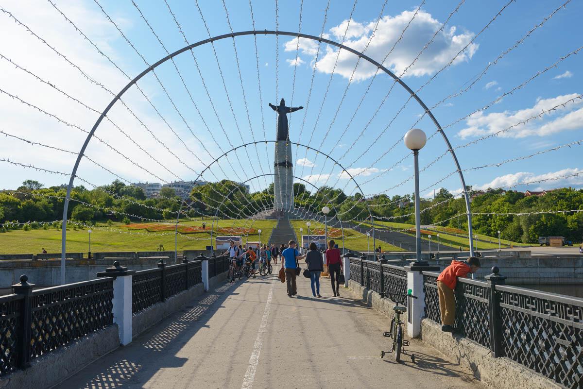 Световой мост