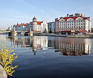 Калининград - город ворот