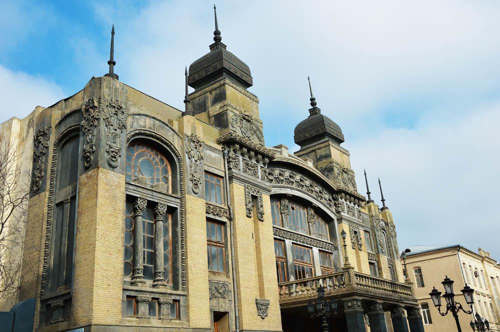 Театр оперы и балета им. М.Ф. Ахундова