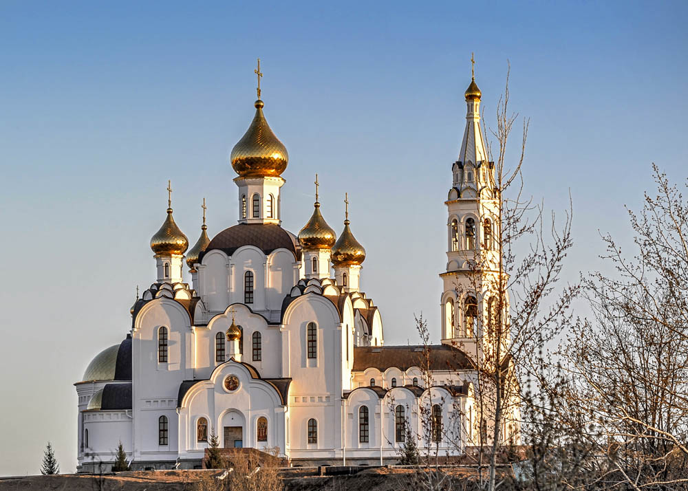 Церковь Троицы в Ростове-на-Дону