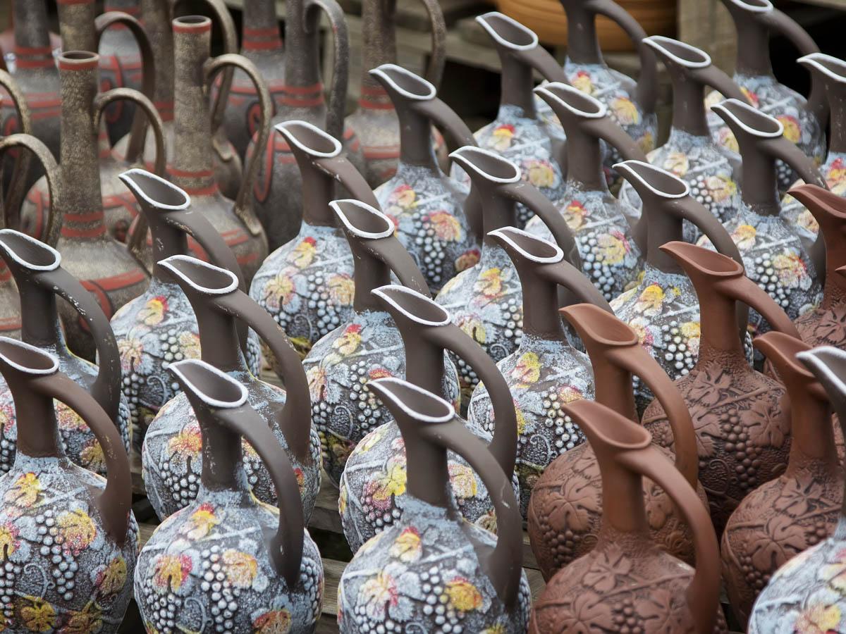 Традиционная керамика Грузии