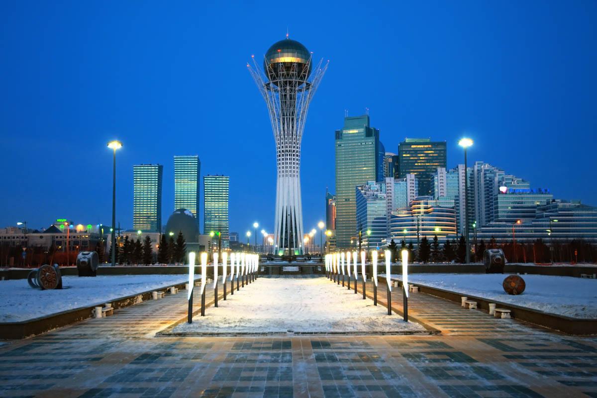 Космическая Астана