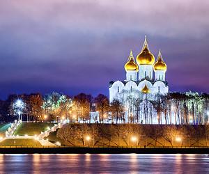 Как провести время в Ярославле