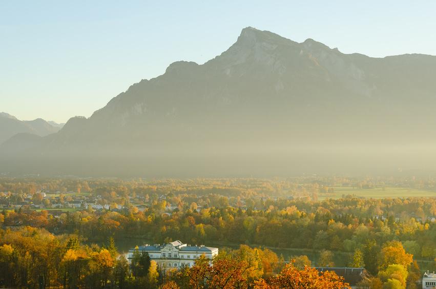 Den Untersberg umgeben zahlreiche Mythen © Peter Hermes Furian / Fotolia
