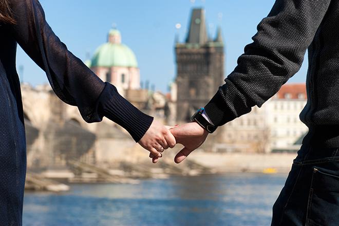 Se marier à Prague