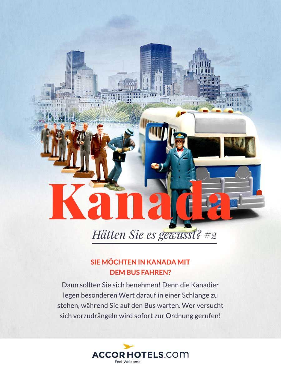 kanada bus