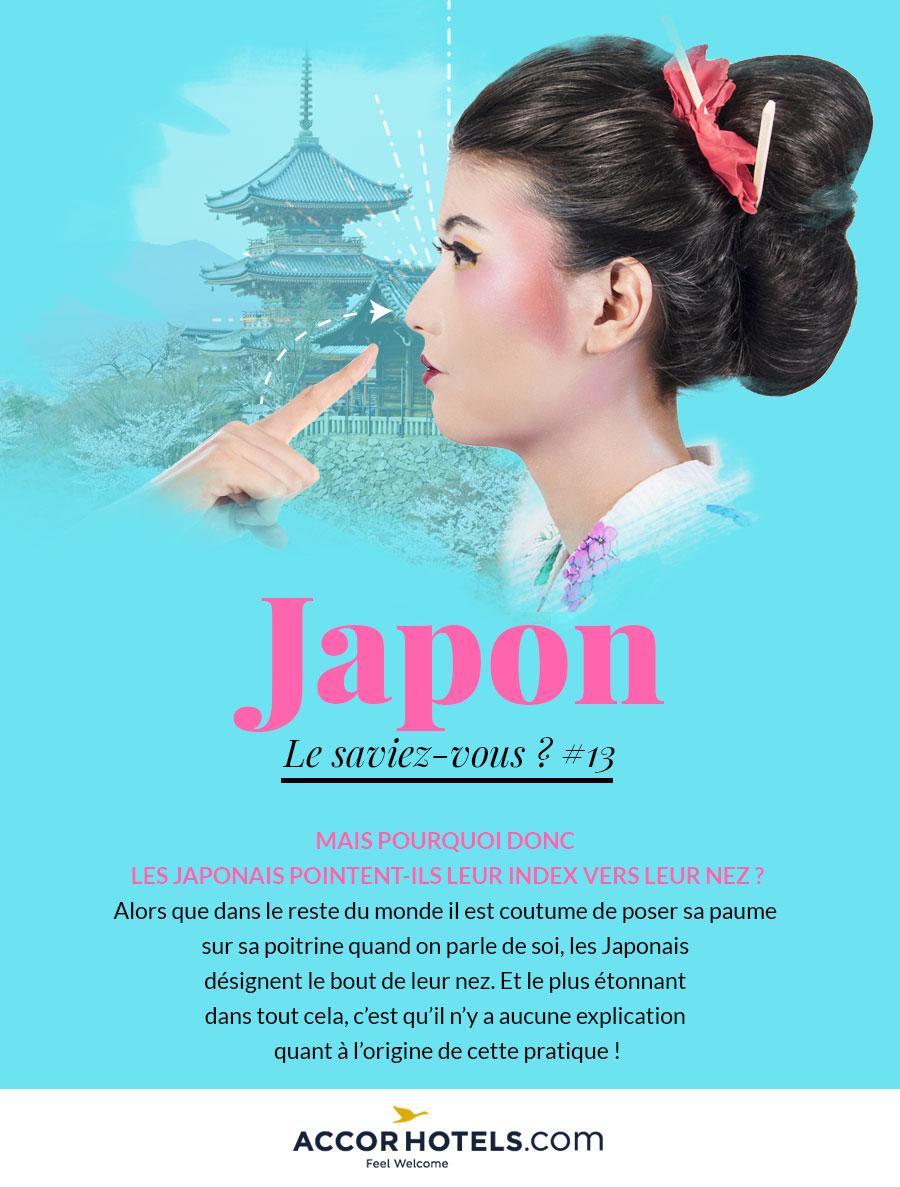 Fun fact Japonais
