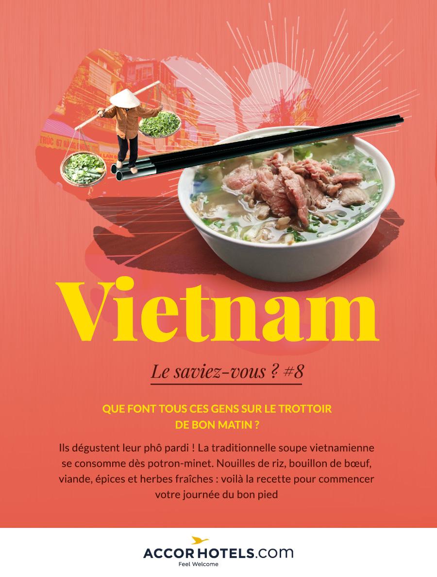 street food au Vietnam