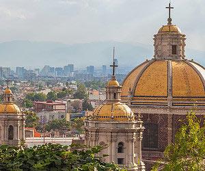 Ferne traditionen entdecken In Mexiko-Stadt