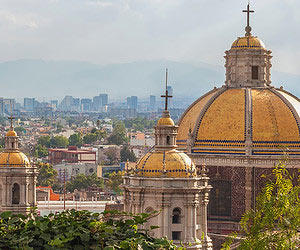 Discovering exotic traditions in Mexico City