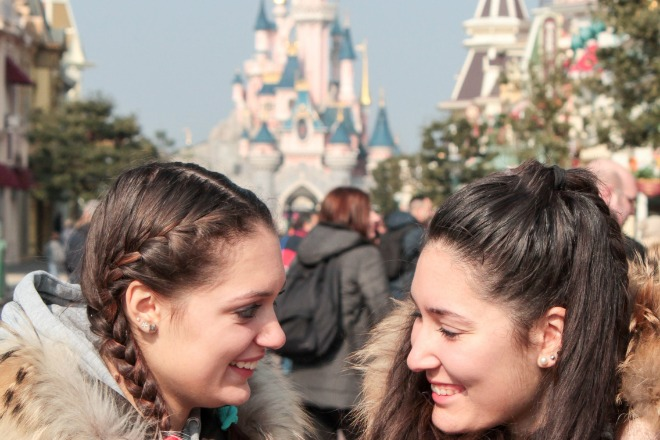 Vive la magía de Disneyland París