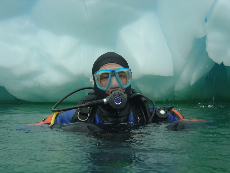 McMurdo Sound, Antarctica