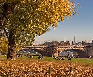 Romantikwochenende in Dresden