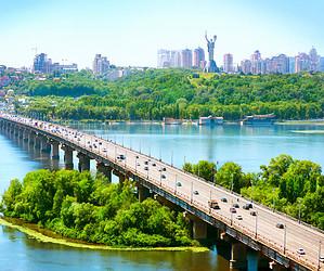 Древний и прекрасный Киев