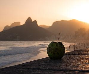 Drinks dos Quiosques do Rio de Janeiro