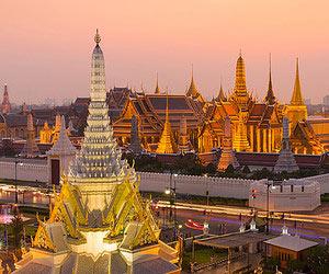 Boire un cocktail dans un endroit surprenant à Bangkok