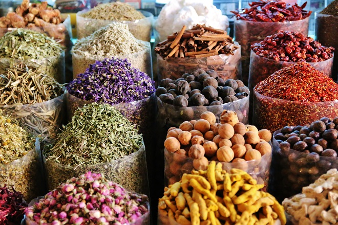 spices market