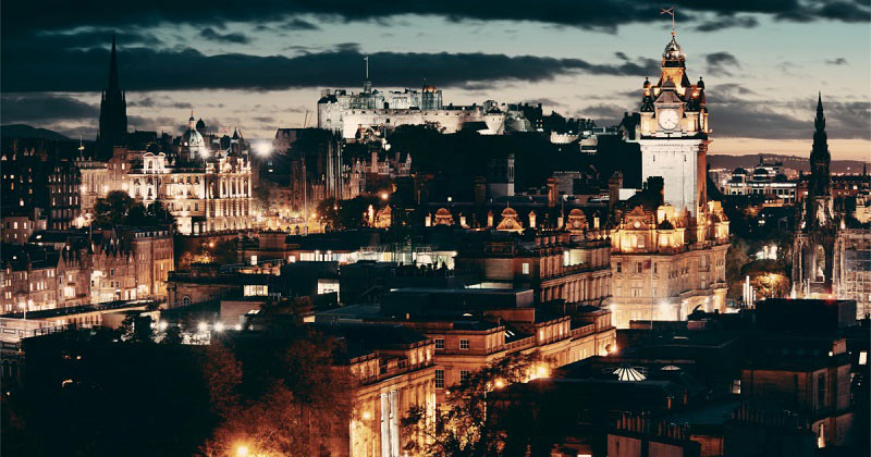 Staying up until the wee hours can reap rewards at the Edinburgh Fringe