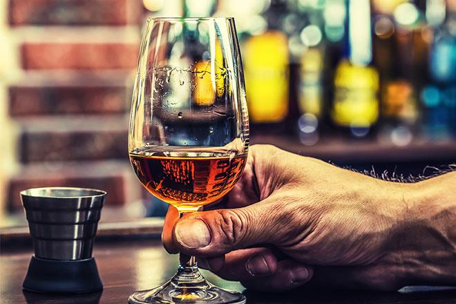edinburgh whisky tasting