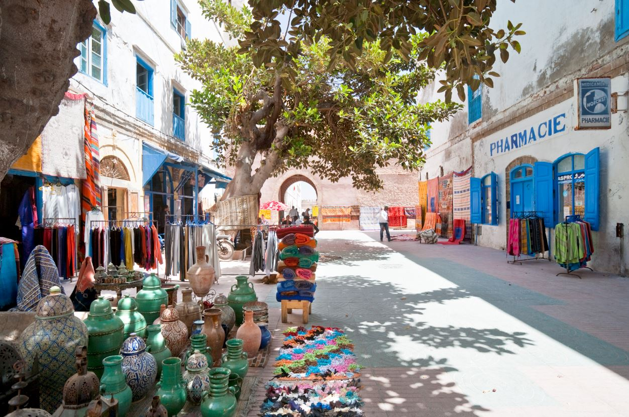 Essaouira coleurs