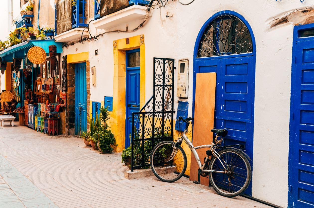 Séjour insolite entre amis à Essaouria