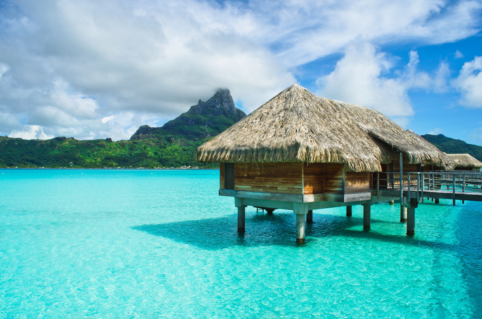 Top 7 Most Exotic Honeymoon Destinations