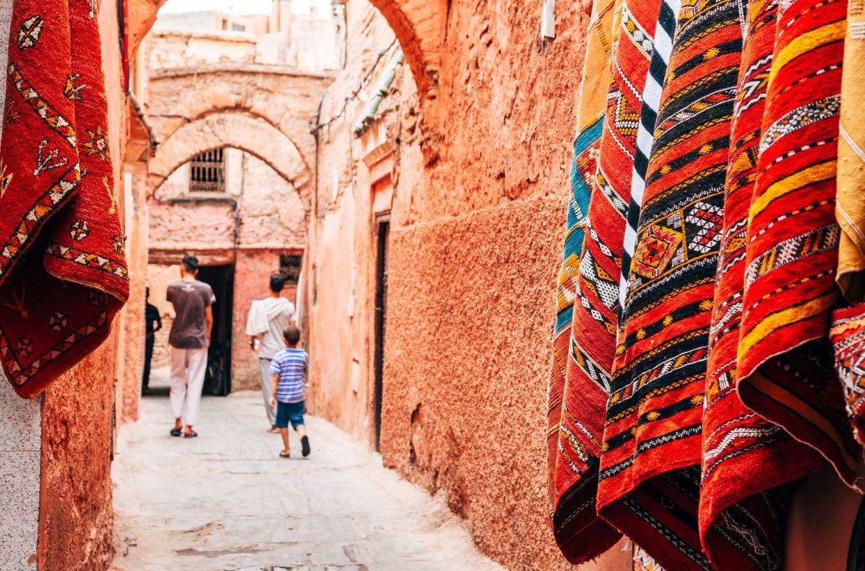 marrakech ruelles