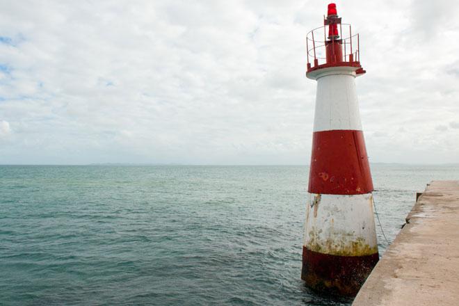 Farol na Ponta de Humaitá (Fotos: Getty Images)