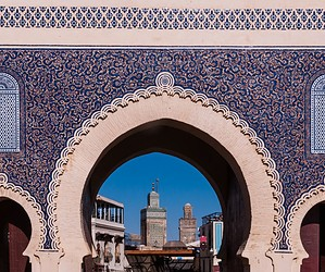 Fez, the city next door
