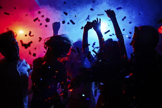 Baladas e festas em São paulo