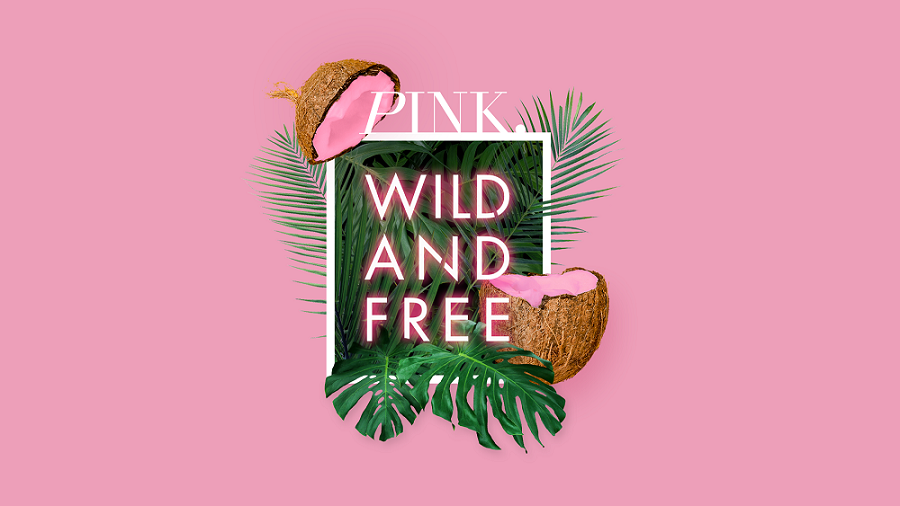pink wild and free