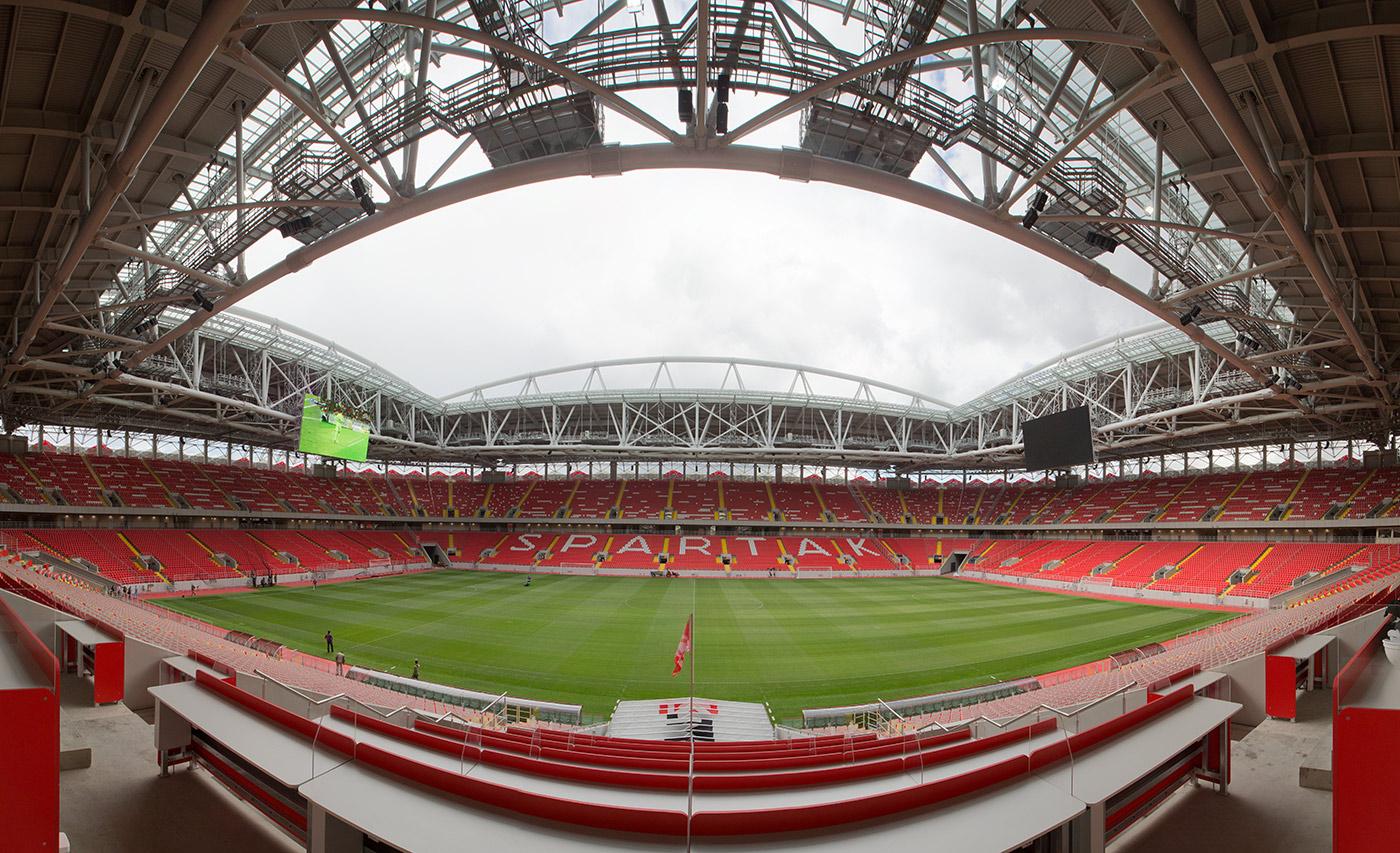 Стадион «Открытие Арена», Москва
