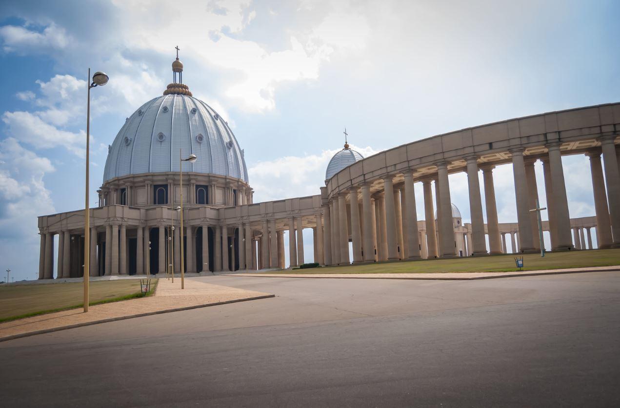 cathedrale abidjan