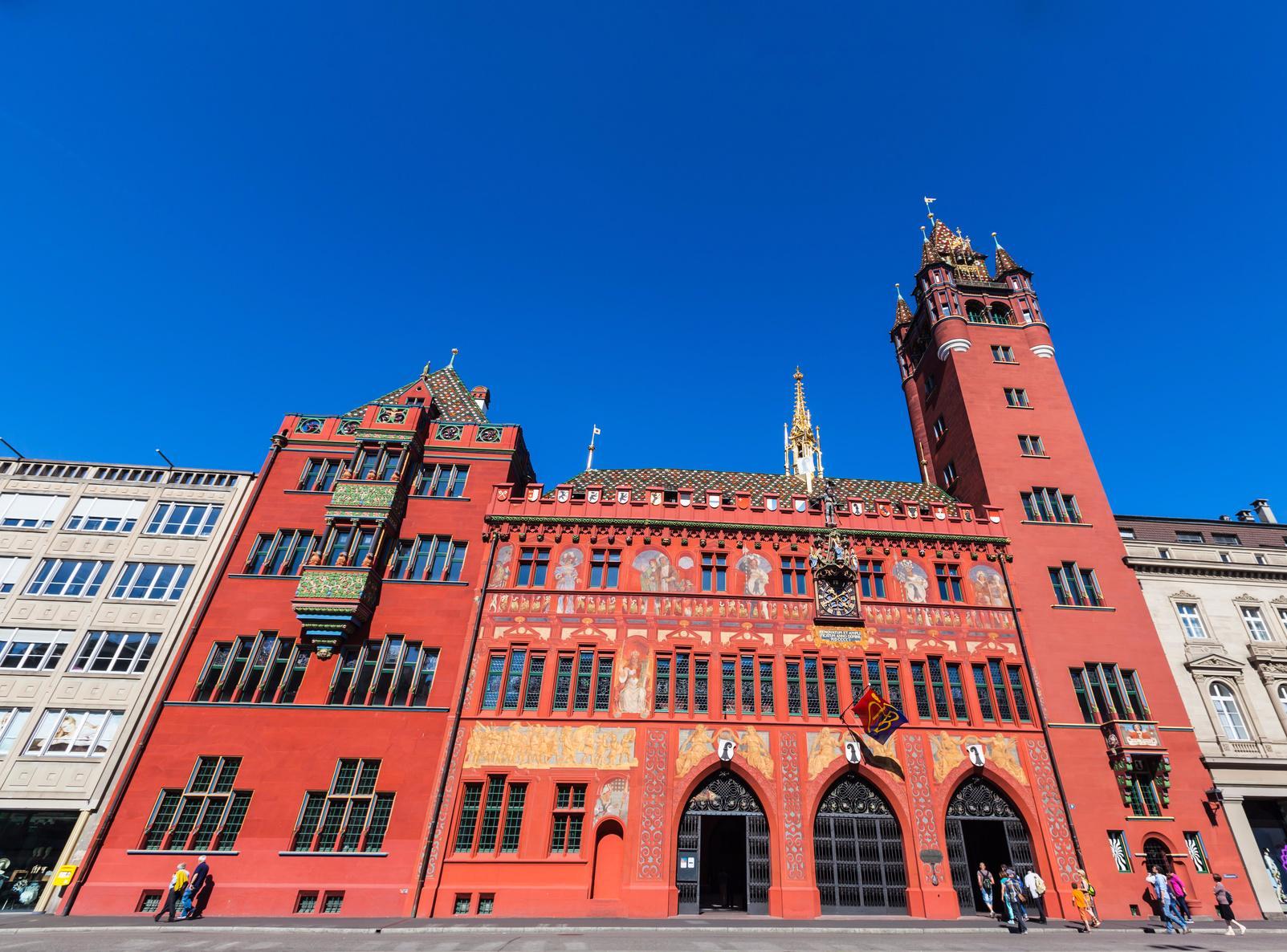 Basel's city hall