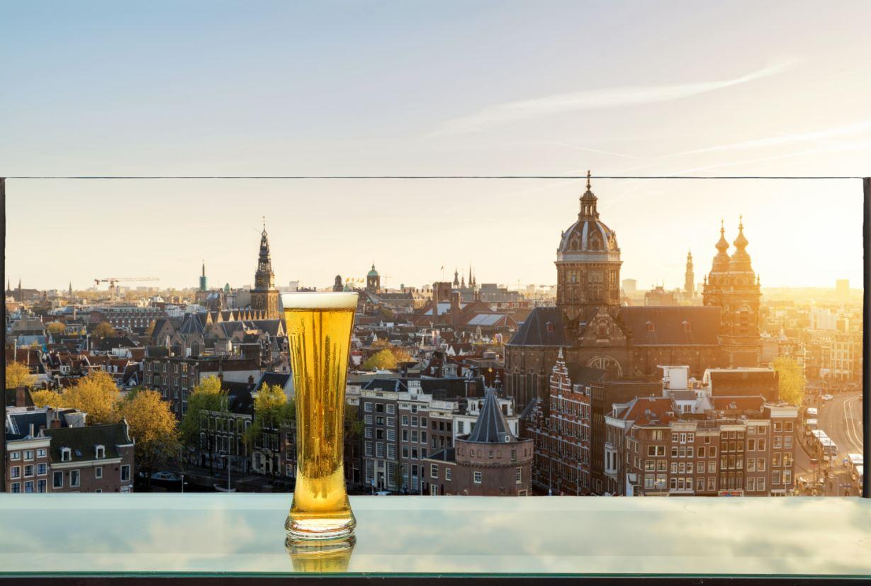 bars tendances d'Amsterdam