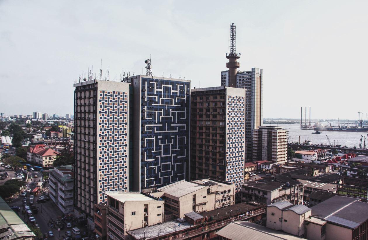 Lagos never sleeps