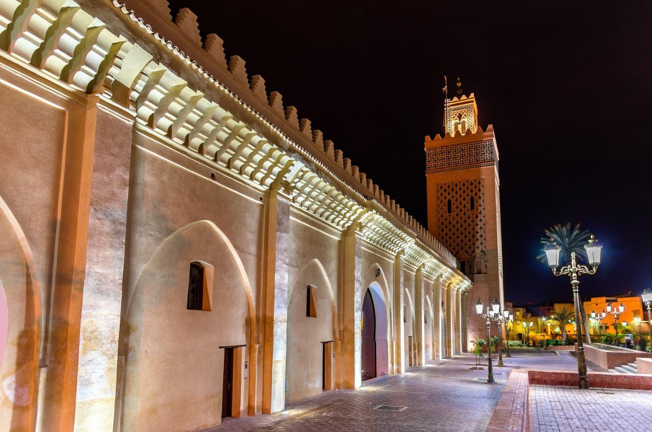 marrakech en hiver