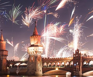 Silvester in Berlin: Diese Nacht wird unvergesslich