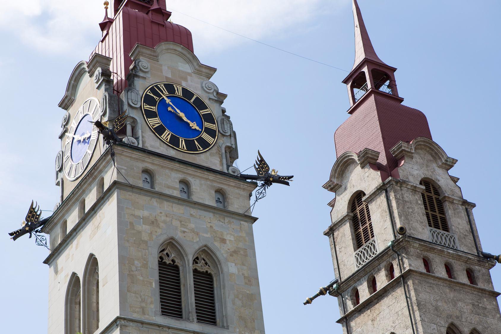 Winterthur historical buildings