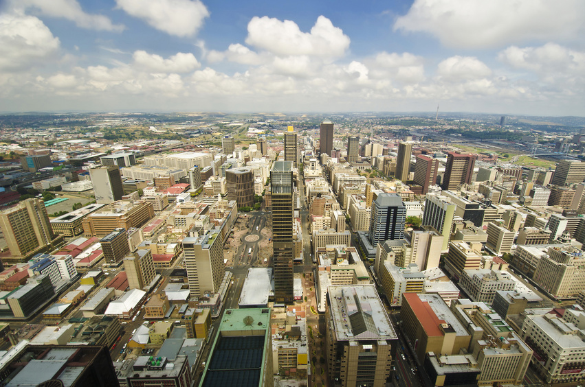 biggest city of south africa