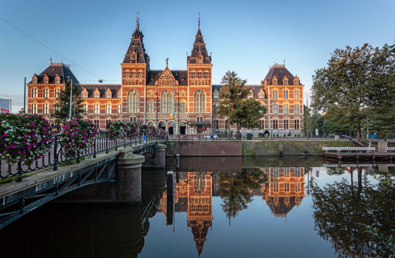 chateau amsterdam