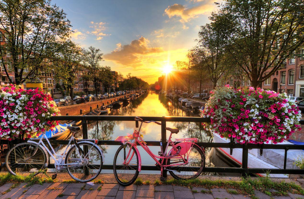 velo a Amsterdam